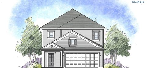 Dream Finders Home Stockton Elevation G at Tributary