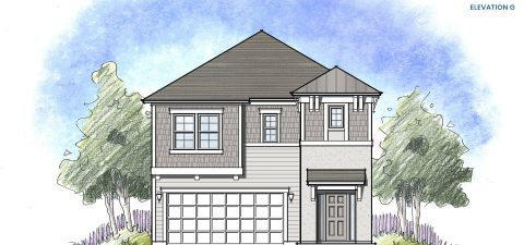 Dream Finders Home Vilano Elevation G at Tributary