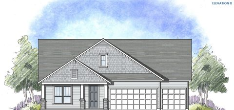 Dream finder homes avalon I, Elevation G