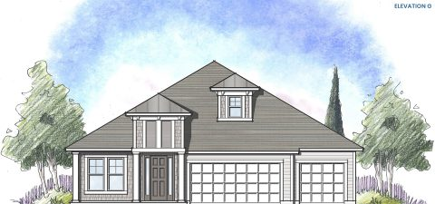 Dream Finders Home Boca Elevation  G at Tributary