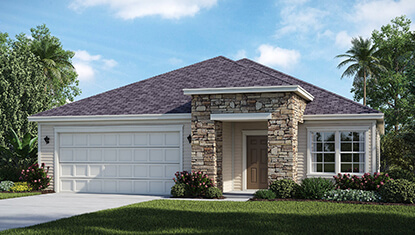 Lennar Home Cordova A at Tributary