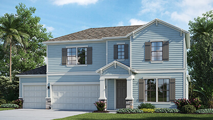 Lennar Home Ermont III A at Tributary