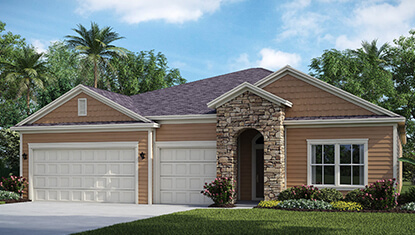 Lennar Home Medallion A at Tributary
