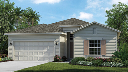 Lennar Home Trevi A at Tributary