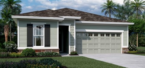 Richmond Home Larimar Elevation M at Tributary