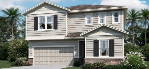 Richmond Home Moonstone Elevation L at Tributary
