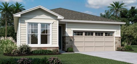 Richmond Home Sapphire Elevation L at Tributary