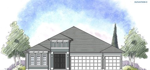 Dream Finders Home Avalon I Elevation C