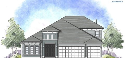 Dream Finders Home Avalon II Elevation C