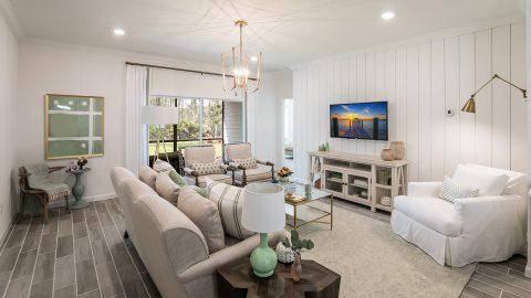 Lennar Tivoli Living Room