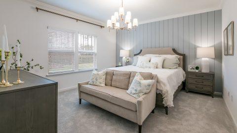 Lennar Tivoli Master Bedroom