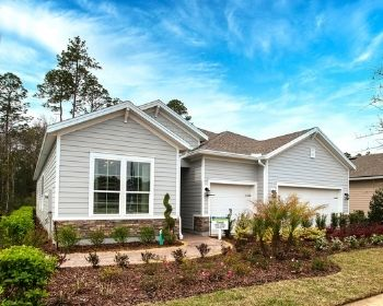 Northeast Florida Parade of Homes Honors Trailmark and Tributary Model Homes