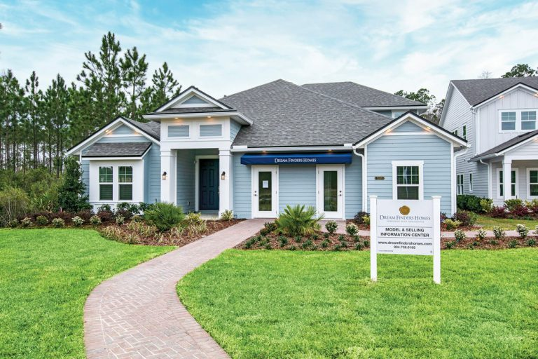 dream finders avalon ii exterior at tributary