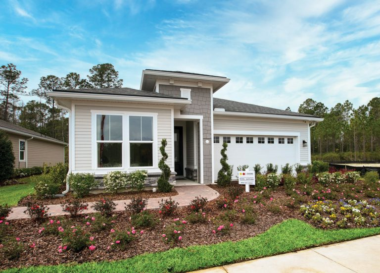 Richmond American Sapphire Exterior at Tributary