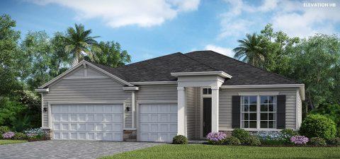 Lennar Homes Medallion Elevation HB - Lakeview