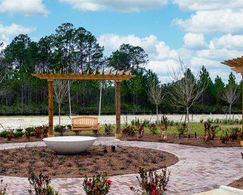 tributary model home park swings nassau county