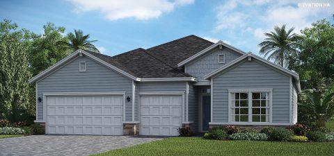 Lennar Homes Tivoli Elevation HA - Lakeview